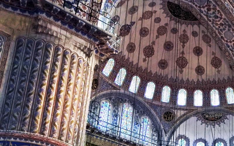 Blu-moschea