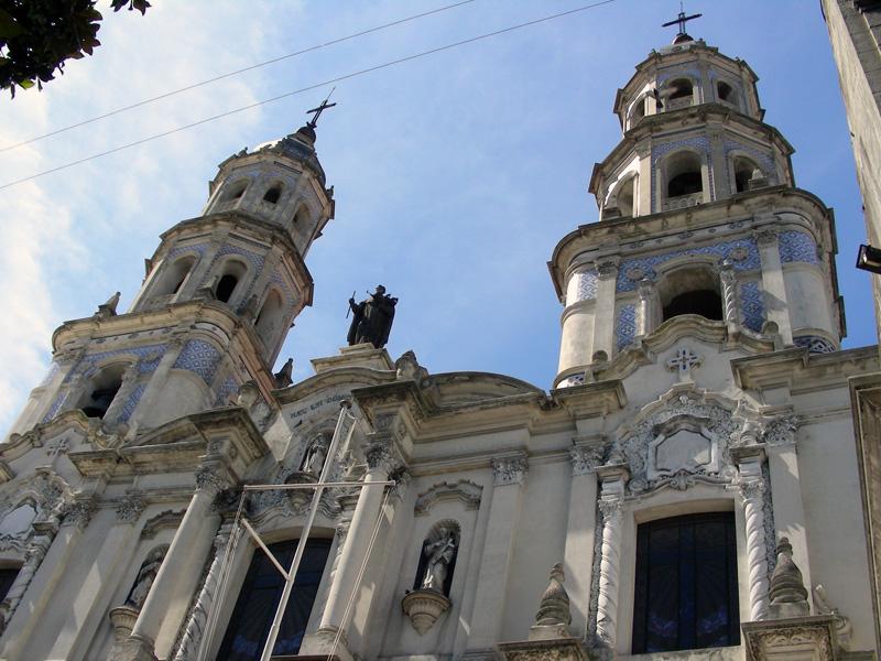 San Pedro church -Barrio San Telmo