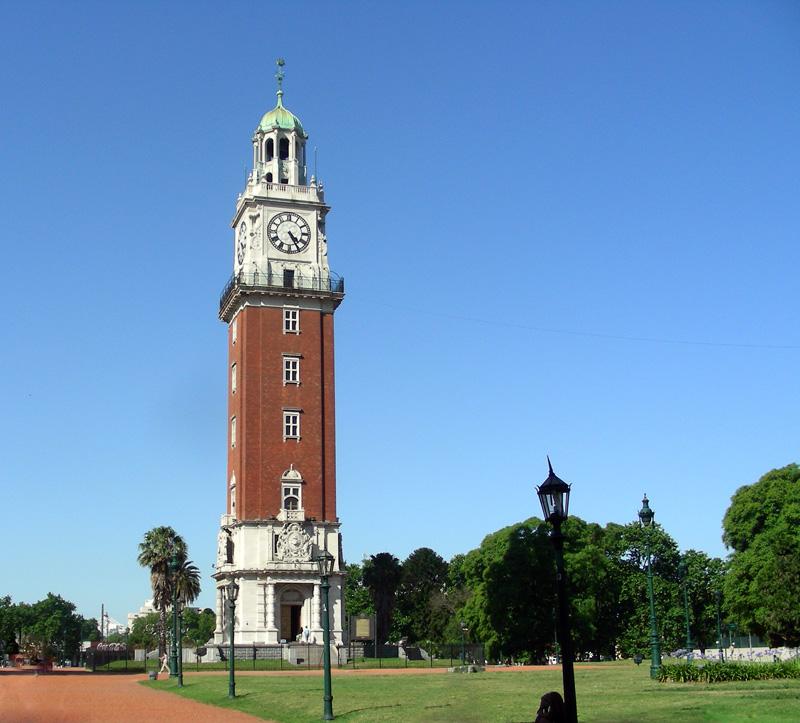 Torre Monumental - Barrio Retiro