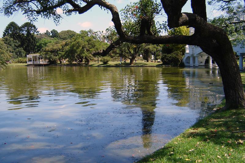 Japanese Garden - Bosque de Palermo