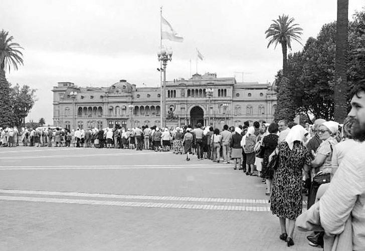 National Archive - Madres de Plaza de Mayo