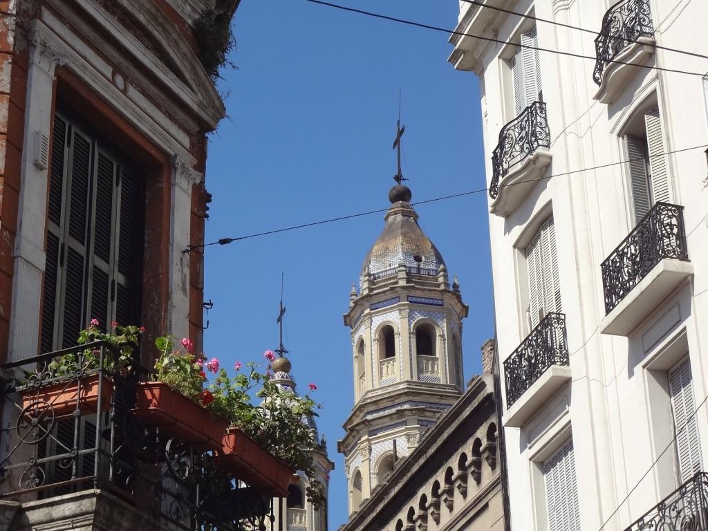 Barrio San Telmo