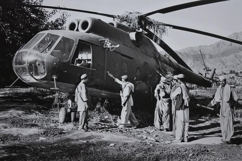 Afghanistan, 1979-1980 ©Steve McCurry