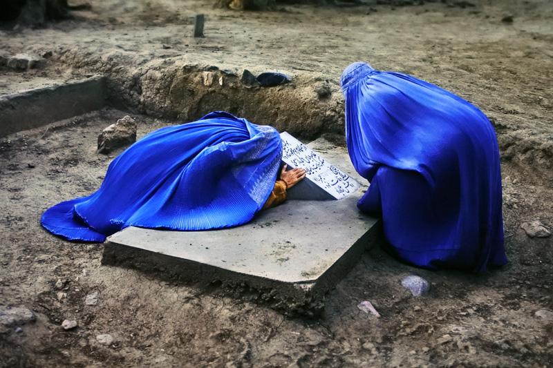 Afghanistan, ©Steve McCurry