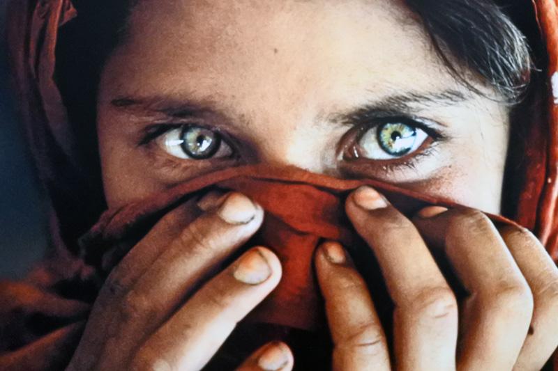 Peshawar 1984 , ©Steve McCurry