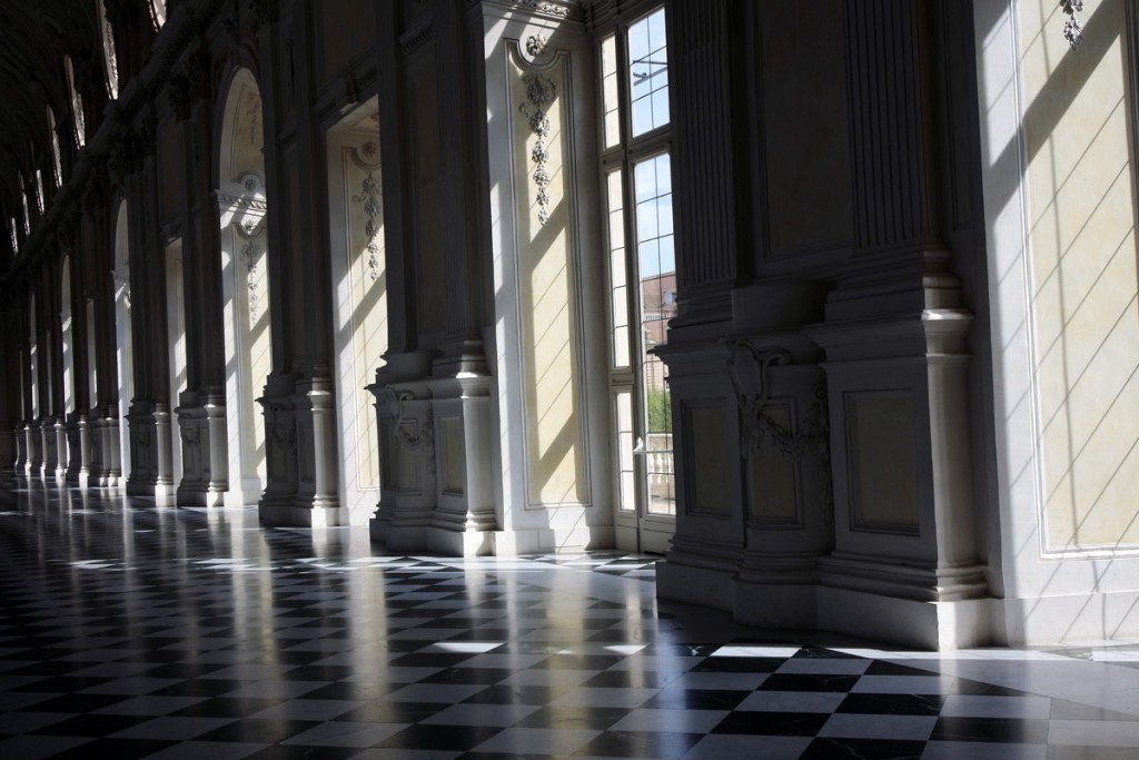 Particolare Galleria Grande - Filippo Juvarra -