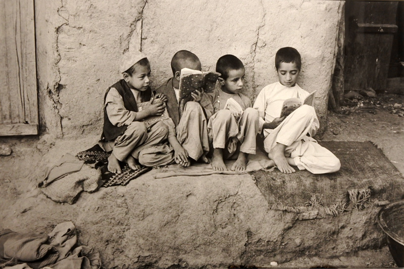 Elliott Erwitt © -  Herat - Afghanistan 1977