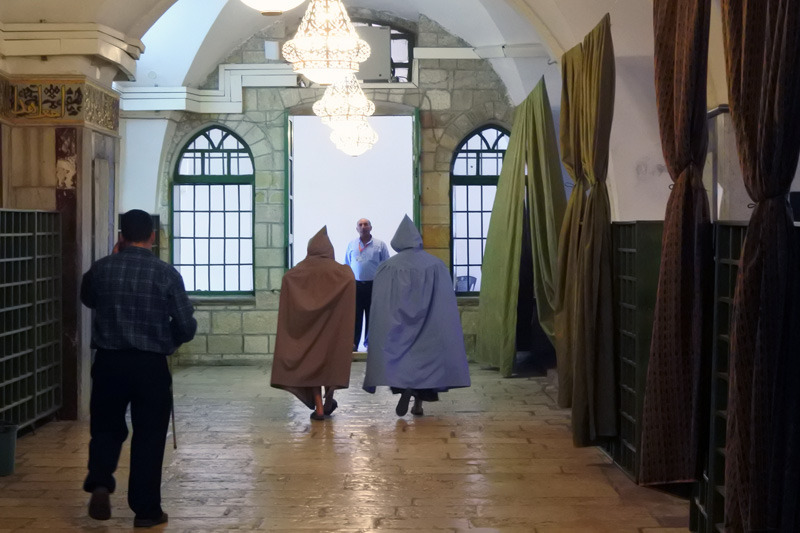 La Grotta dei Patriarchi o La Grotta delle tombe doppie - Hebron