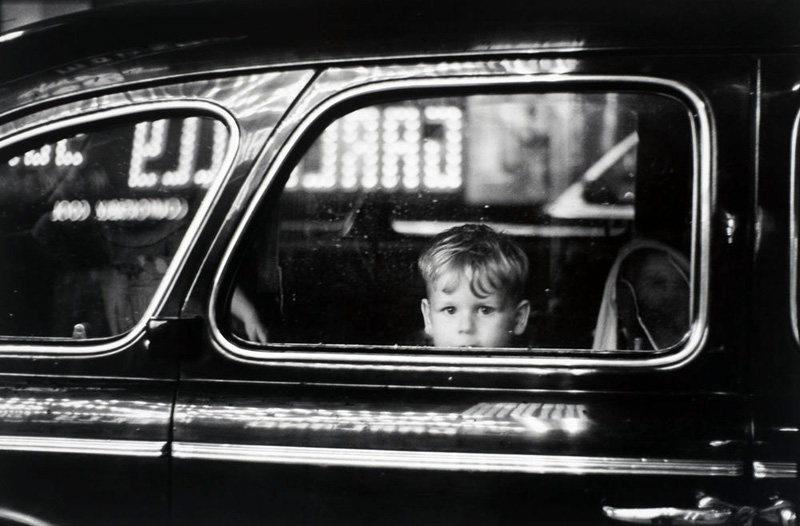 Elliott Erwitt © - Pittsburg - Pennsylvania 1950
