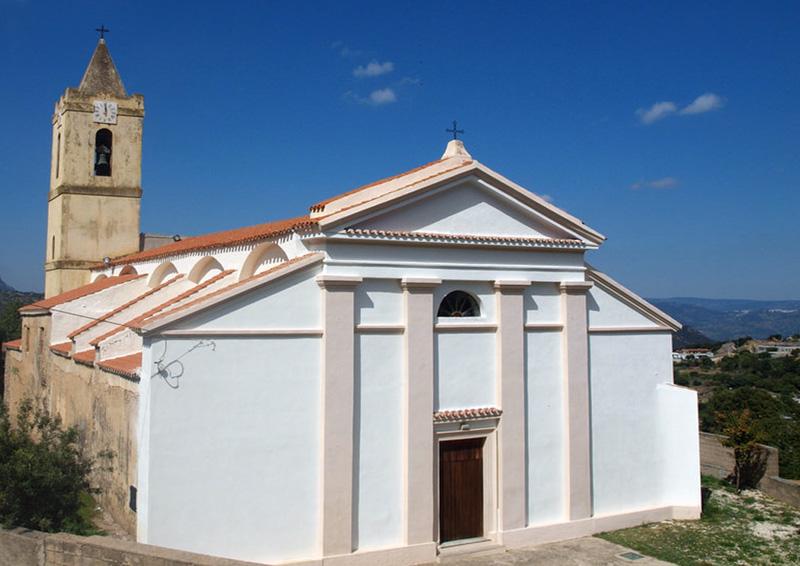Chiesa di San Pietro - Orgosolo