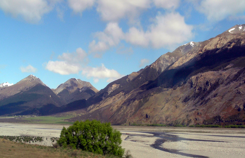 Nature - New Zealand - South Island